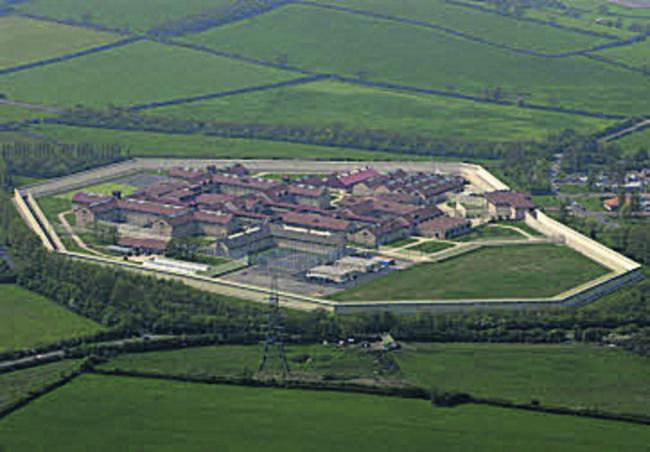 Violence at Bullingdon Prison has soared