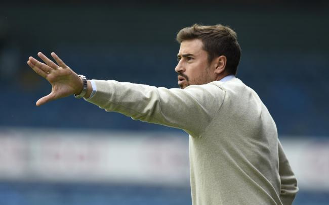 Oxford United boss Pep Clotet