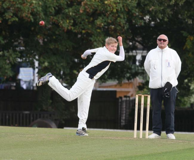 Max Mannering took 6-9 as Cumnor beat Banbury 2nd