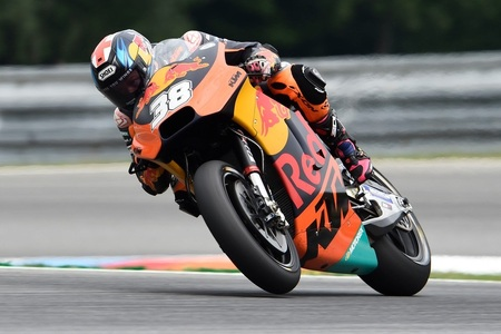 BRADLEY SMITH COLUMN: Frustration in Austria but I'm relishing British Grand Prix
