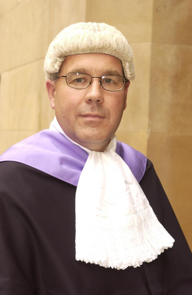 Judge Peter Ross