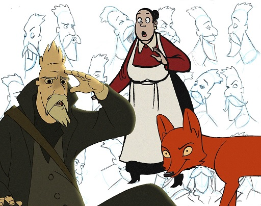 The Cunning Little Vixen - a talk and special screening by Geoff Dunbar