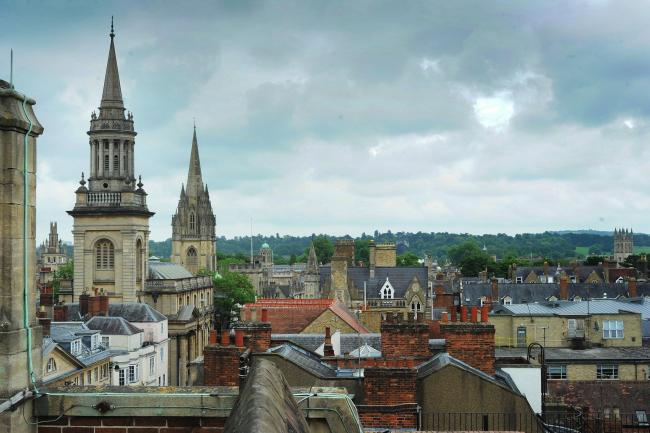 Oxford's dreaming spires
