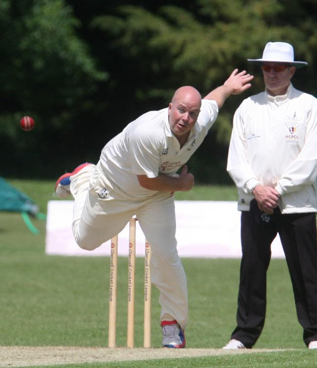 UP AGAINST IT: Horspath skipper Will Eason is under no illusions of the task facing his side in their relegation crunch clash against Great & Little Tew tomorrow