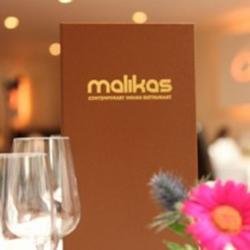 Malikas Contemporary Indian Restaurant - FREE drink*