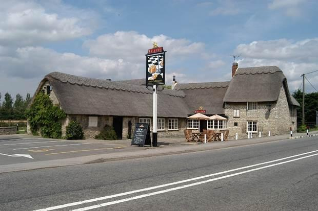 The Chequers, Weston On the Green - FREE drink