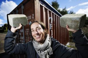 BRICK BY BRICK - Westgate donates 18,000 to help Oxford City Farm grow