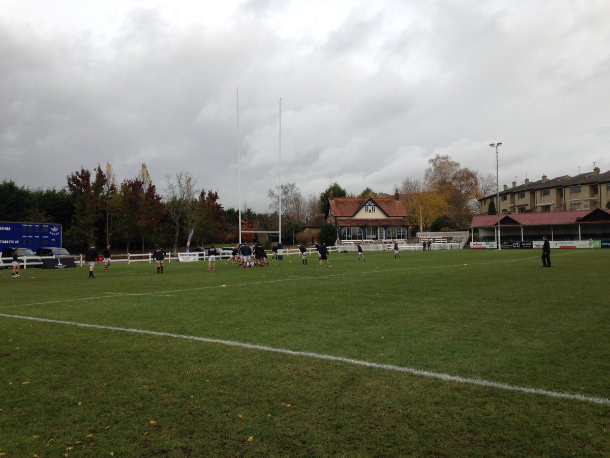 The Iffley Road Ground, which Oxford University RFC have sold to the University of Oxford