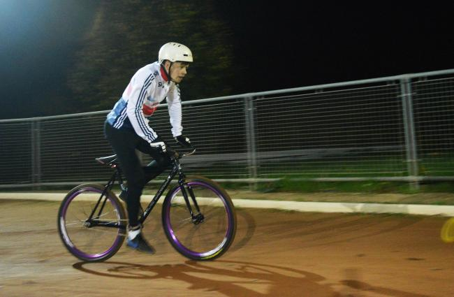 CYCLE SPEEDWAY: Horspath Hammers impress