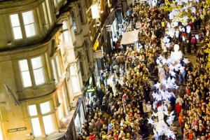 Christmas light switch-ons in Oxfordshire - everything you need to know