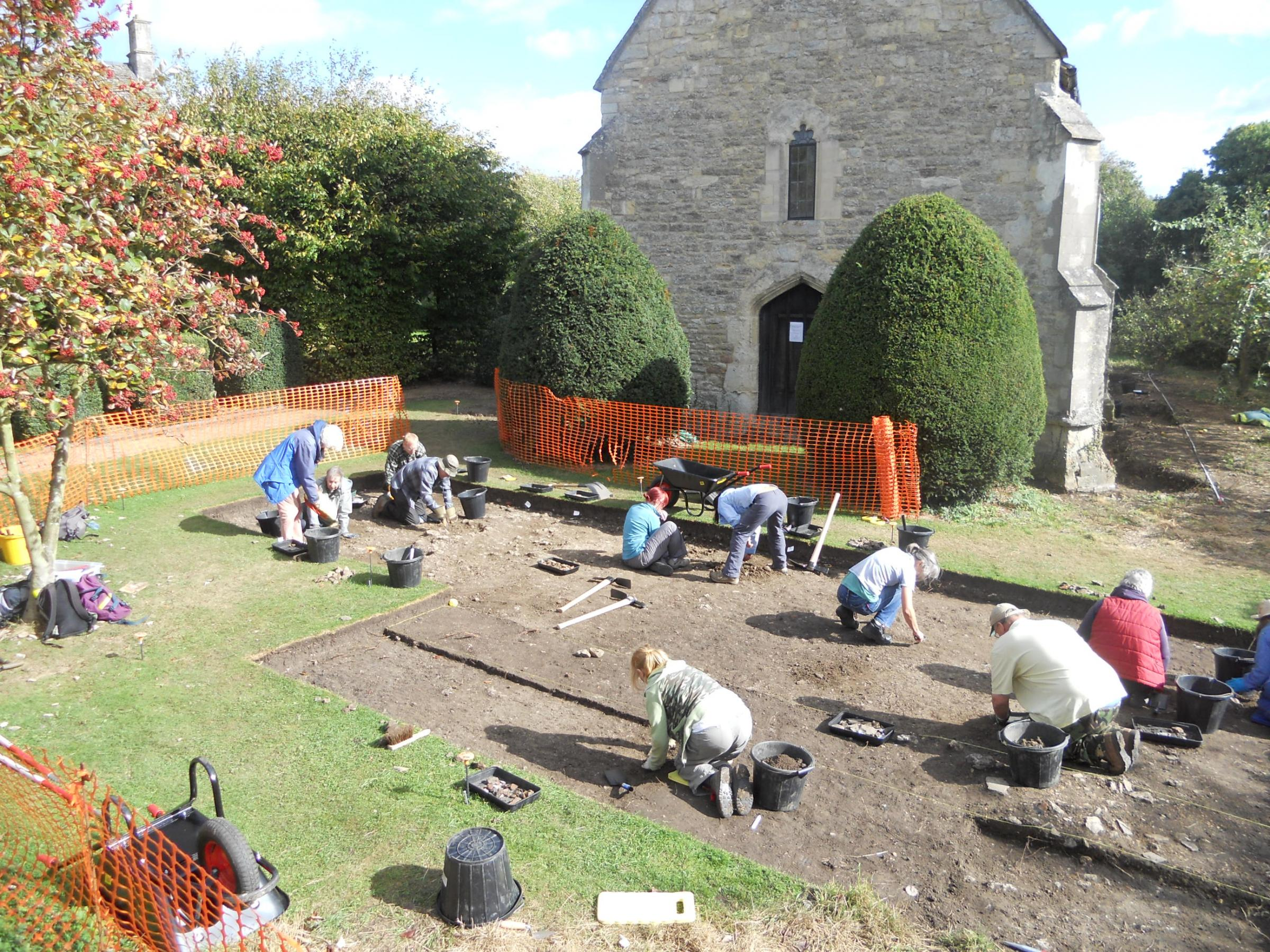 Lepers, Pilgrims and Roundheads: Excavations at Bartlemas Chapel, Cowley