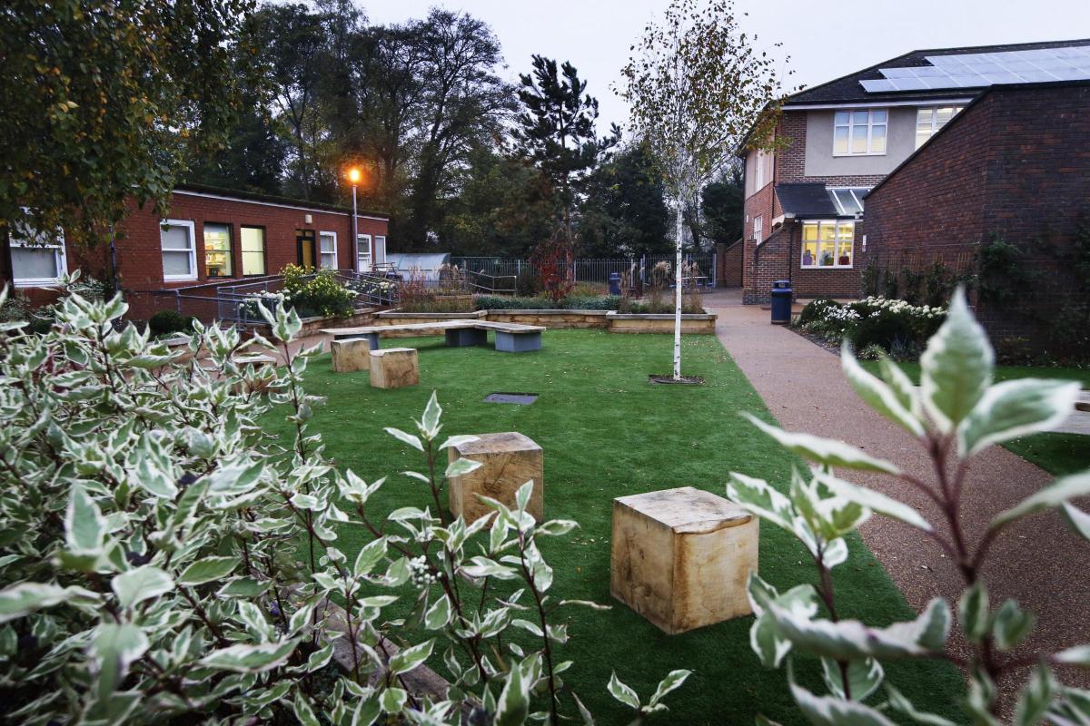 The Cherwell School has experienced a \'stunning\' garden ...