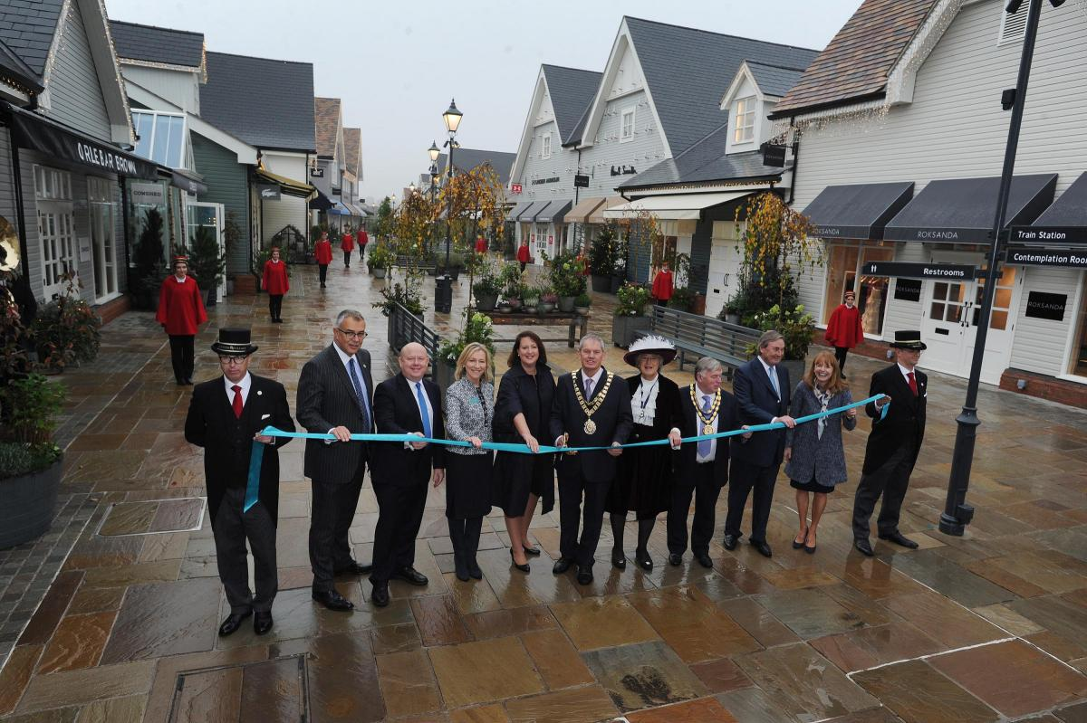 Bicester Village unveils new shops as part of expansion  00e71c87429fd