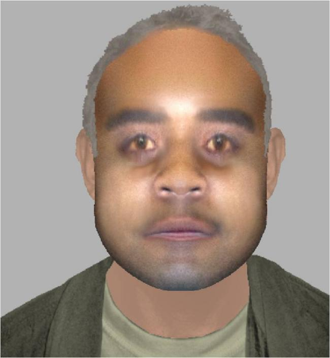 E-Fit image released by police.