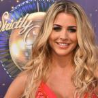 Oxford Mail: Gemma Atkinson 'nearly cried' over her Strictly Come Dancing training session (Matt Crossick/PA)