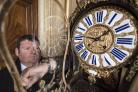 Julian Newman - Operations - puts the clock back all around the Blenheim Palace