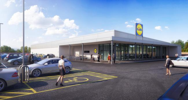 Wallingford Lidl To Open On January 31 Oxford Mail