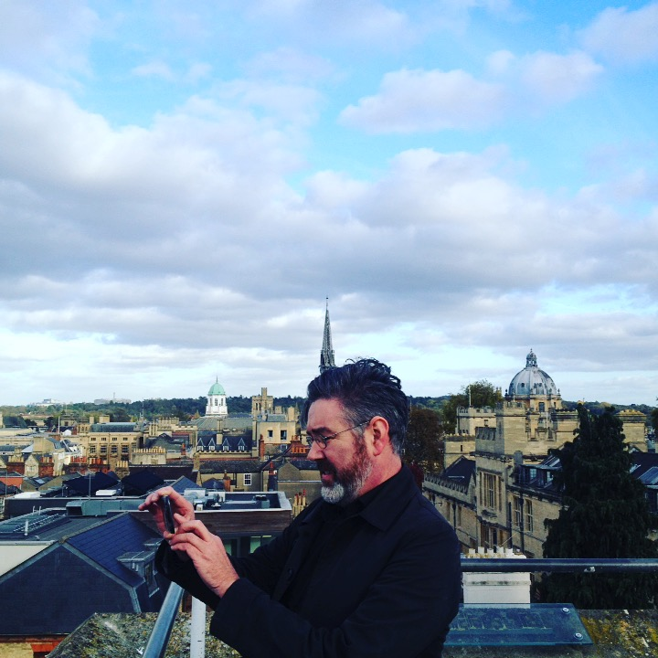 Christopher Farrell: Vantage Point, A Contemporary View of Oxford