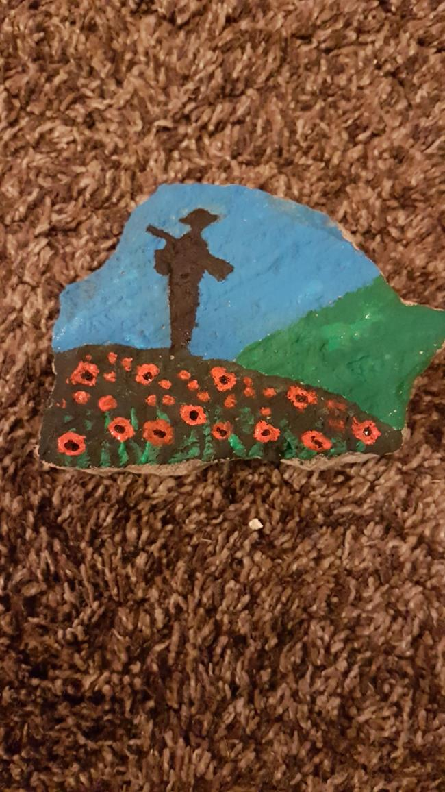 Remembrance and also Ray Collins Charitable Trust. Wantage