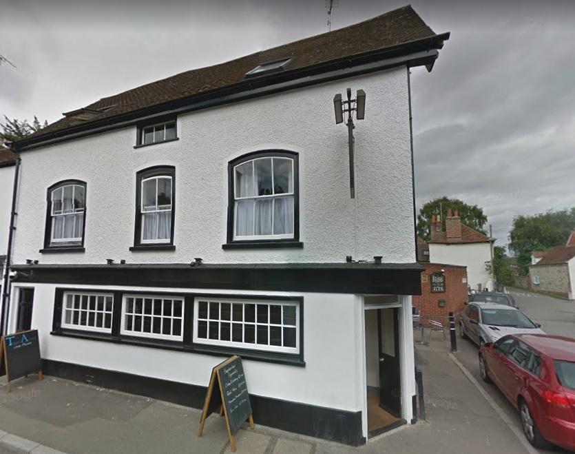 Town Arms, Wallingford - Pic. Google