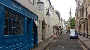 Ship Street, Oxford