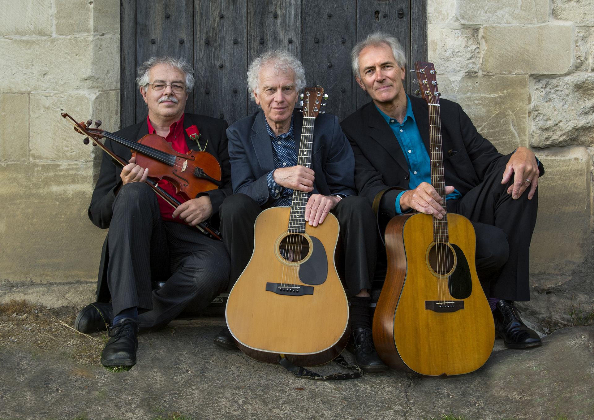 Johnny Coppin 'All on a Winter's Night' with Paul Burgess & Dik Cadbury