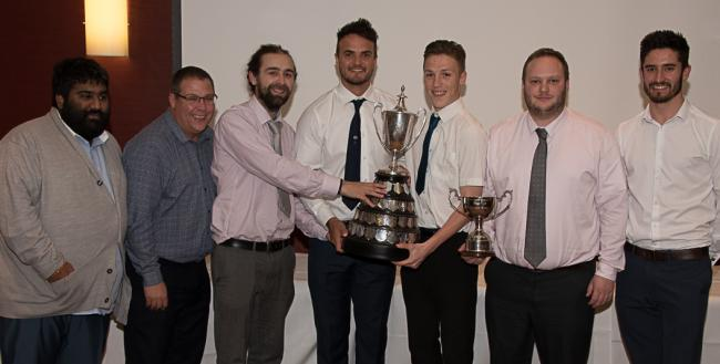 CRICKET Wootton Boars Hill Claim Two Trophies On OCA League