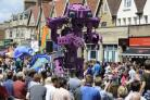 Thousands of people turned out to enjoy the Cowley Road Carnival in July. Picture by: David Fleming.