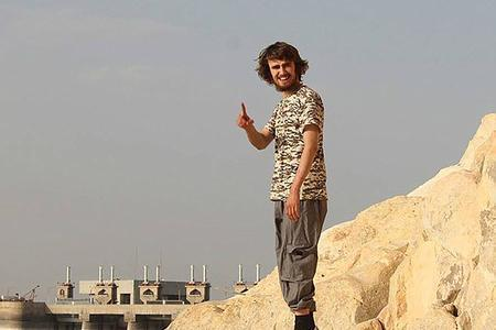 'JIHADI JACK': Oxford teen's journey to murderous terrorist group ISIS