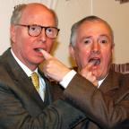 Oxford Mail: Artists Gilbert and George are long-time collaborators (Joel Ryan/PA)