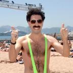 Oxford Mail: Sacha Baron Cohen in character as Borat (Ian West/PA)