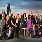 Oxford Mail: The Apprentice candidates face a dog-themed task (Jim Marks/BBC)