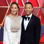 Oxford Mail: Chrissy Teigen and John Legend are expecting bby number two (Ian West/PA)