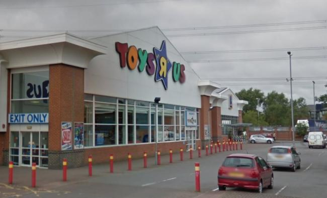 Toys R Us To Shut UK Stores Oxford Mail - Google maps toys r us