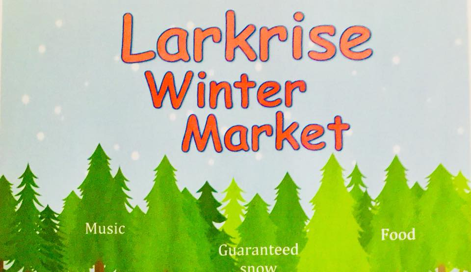 Larkrise School Winter Market