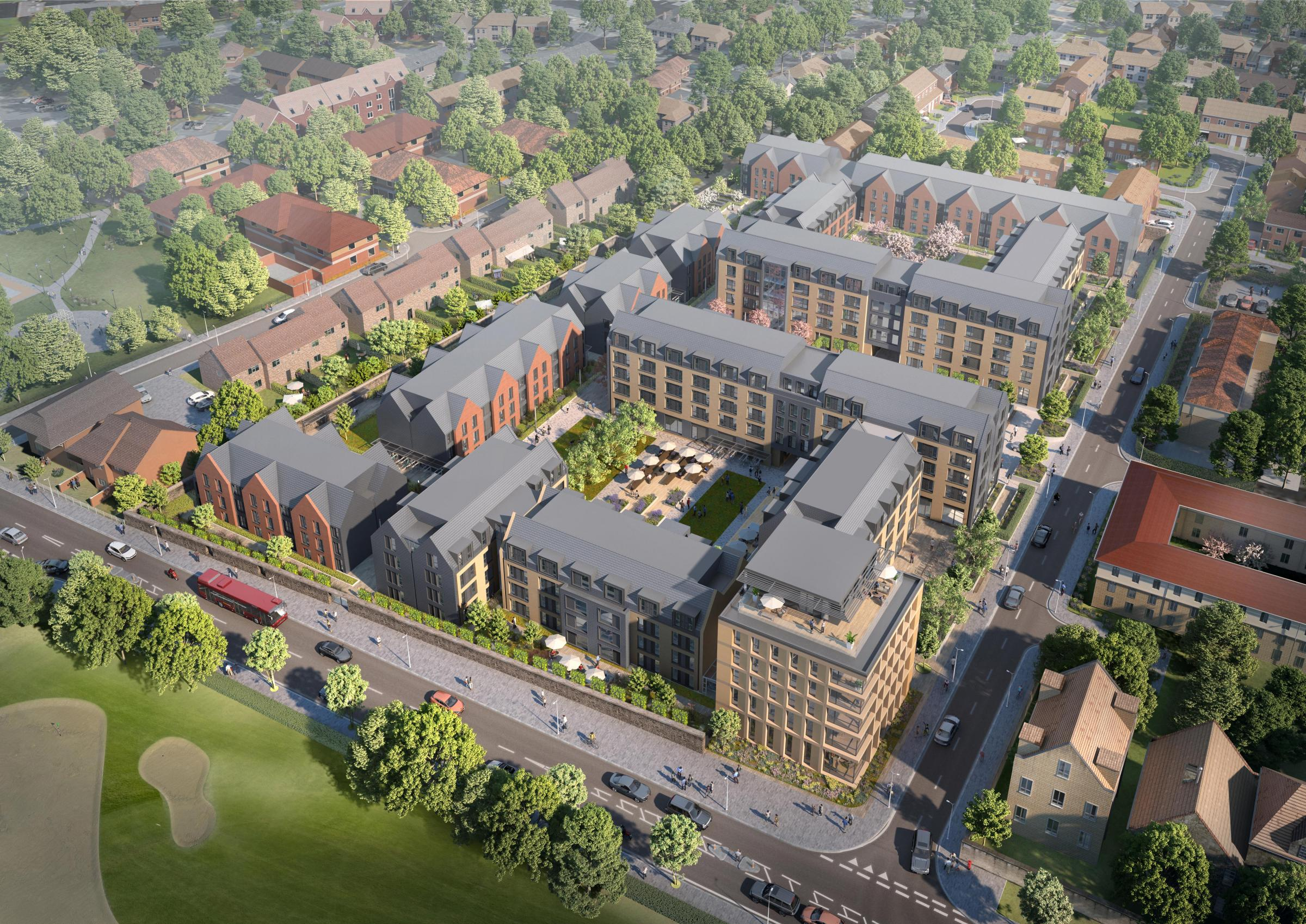Huge new student village approved in Cowley and could be built by 2019