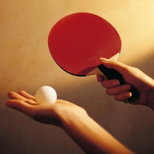 TABLE TENNIS: Rutherford march on