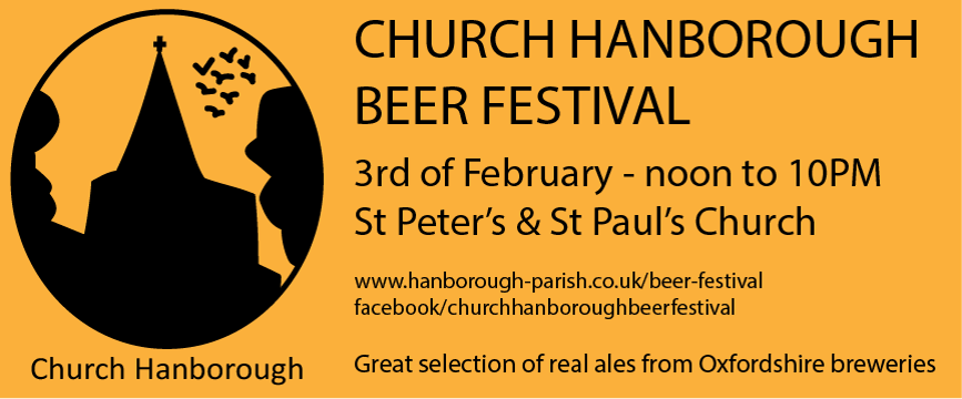 Church Hanborough Beer Festival