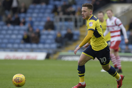 Jack Payne made 34 appearances for Oxford United this season  Picture: David Fleming