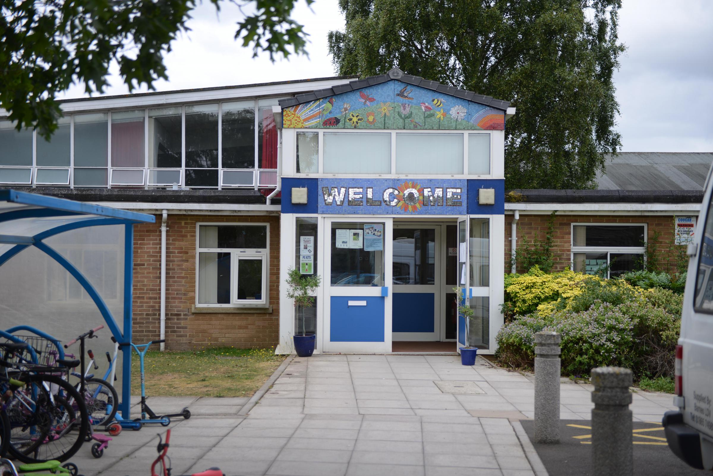 Orchard Meadow Primary School. Pic: Richard Cave