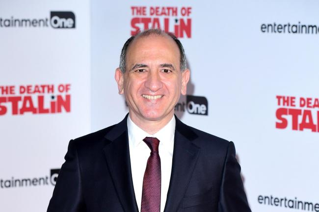 Armando Iannucci pays for Oxford coaches to Peoples Vote march Oct 19