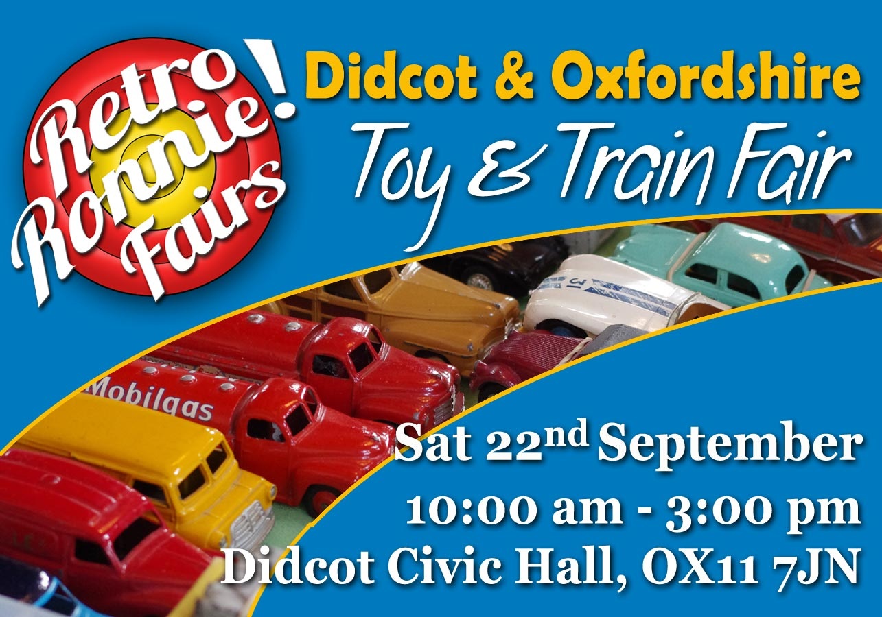 Didcot & Oxfordshire Toy Fair