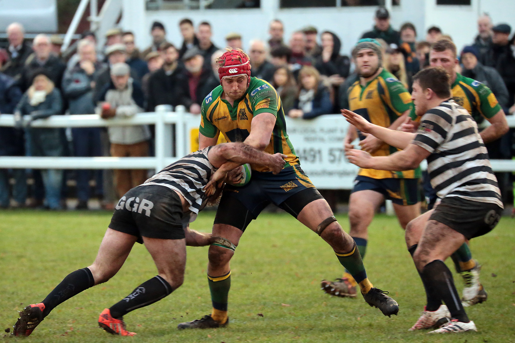 David Hyde moves to blind-side flanker for Henley Hawks' National League 2 South clash at Broadstreet Picture: Ric Mellis