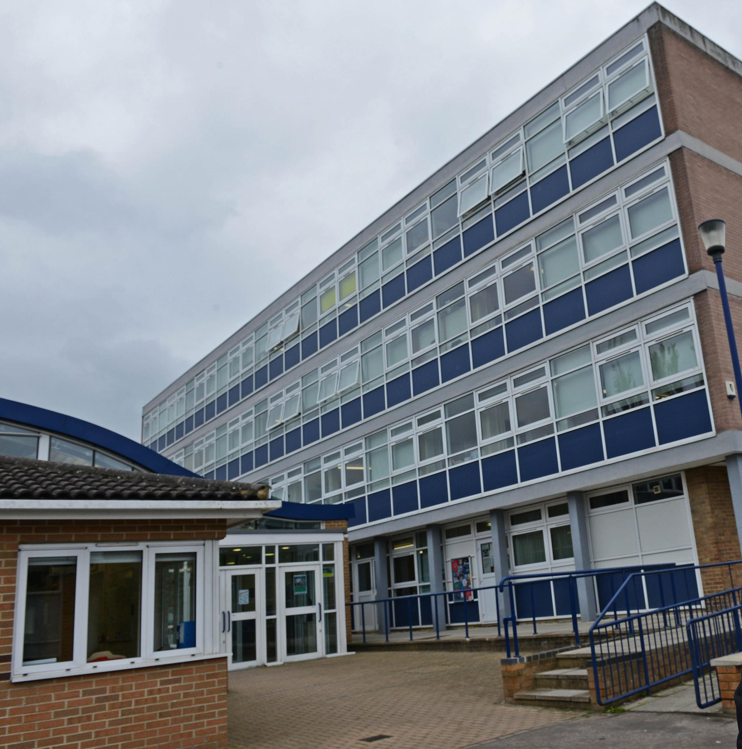 Exciting news – Our new building – Cumbernauld Academy