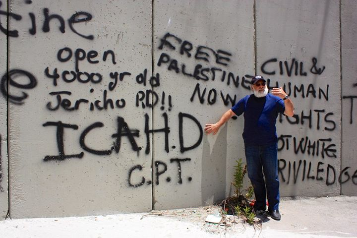 Jeff Halper ICAHD Director ' War against the People' and 'Palestinian-Israeli grassroots initiative'