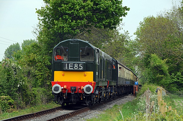 Teddy Bear Day Diesel KIDS FREE at Chinnor & Princes Risborough Railway
