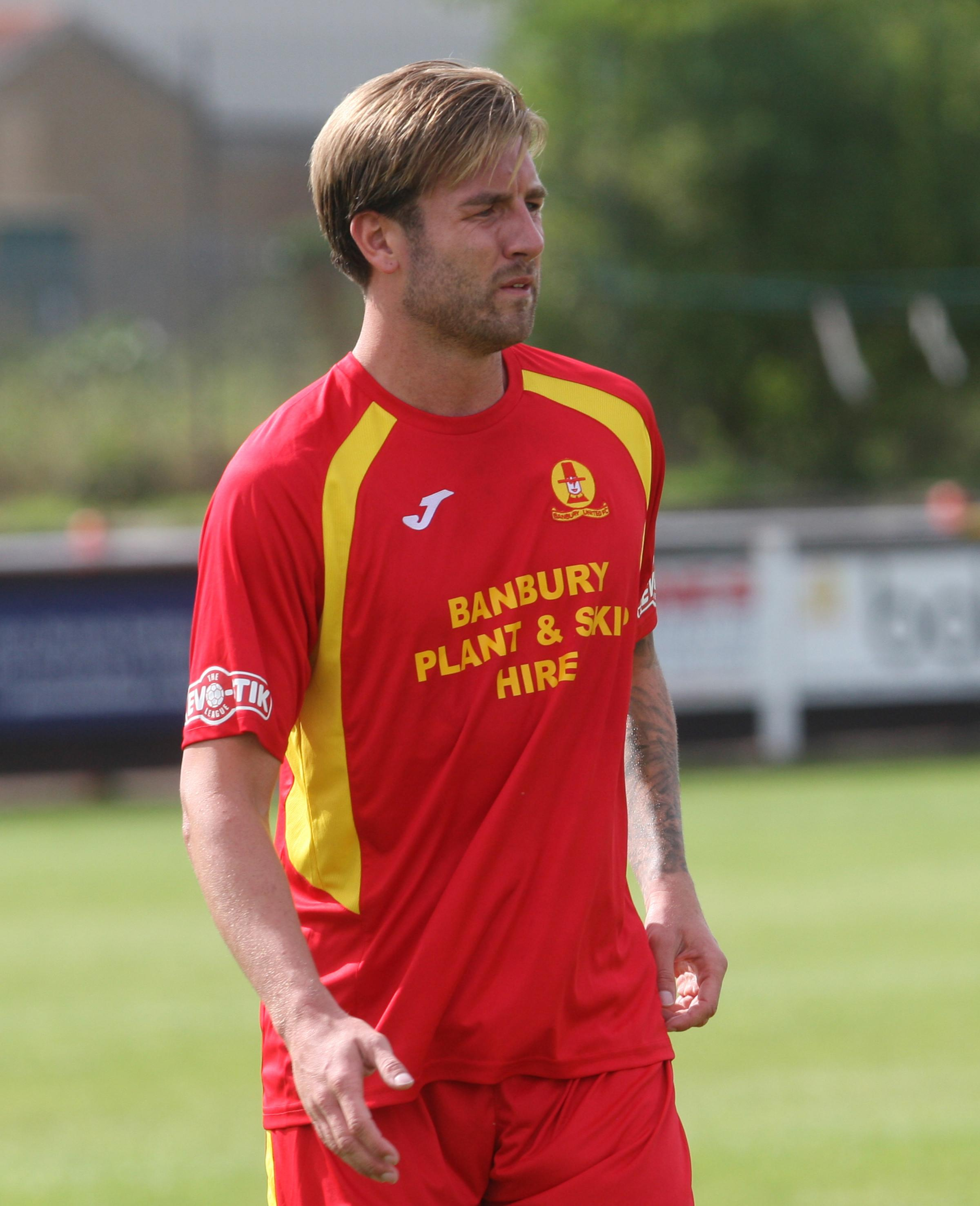 Conor McDonagh has been released by Banbury United