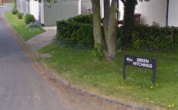 Green Hitchings in Great Milton. Pic: Google Street View