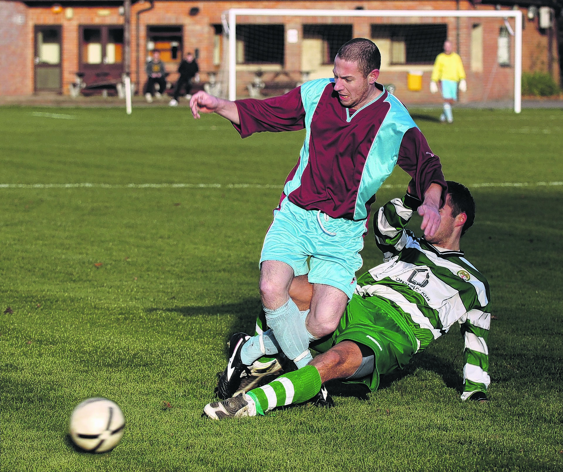 Kidlington's Jack Quainton is back for the Cup