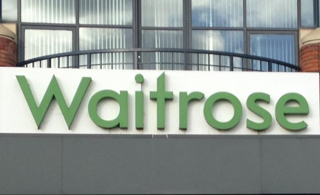 Waitrose file picture